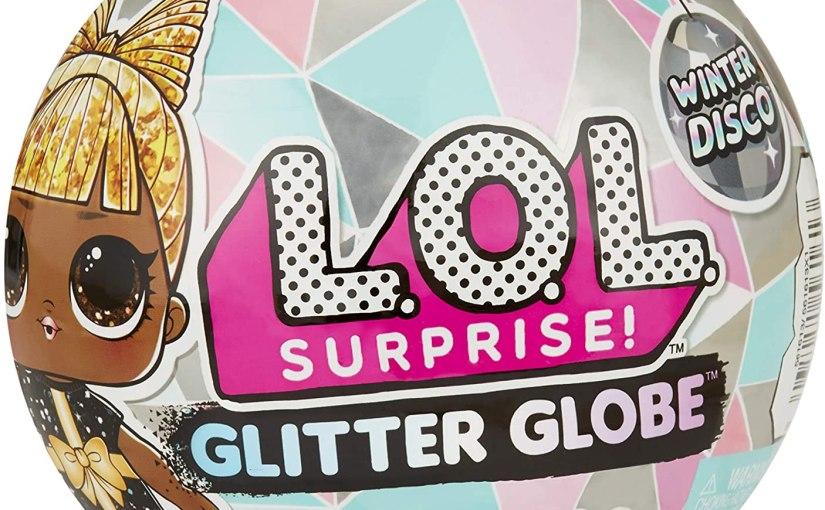 L.O.L. Surprise! Glitter Globe Doll Winter Disco Series with GlitterHair