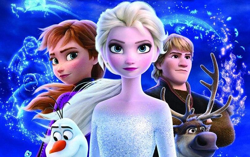 Frozen 2 [Blu-ray + DVD + Digital](Bilingual)