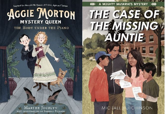 Books for Kids: Not all mysteries have to be a whodunit —canada.com